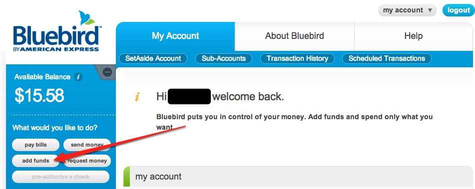 activate bluebird card | Cardonline co