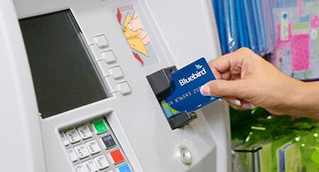 """""""Find a Bluebird ATM"""""""